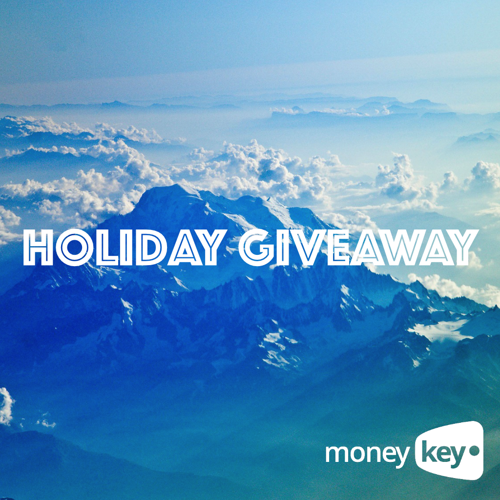 MoneyKey Holiday Giveaway Sweepstakes