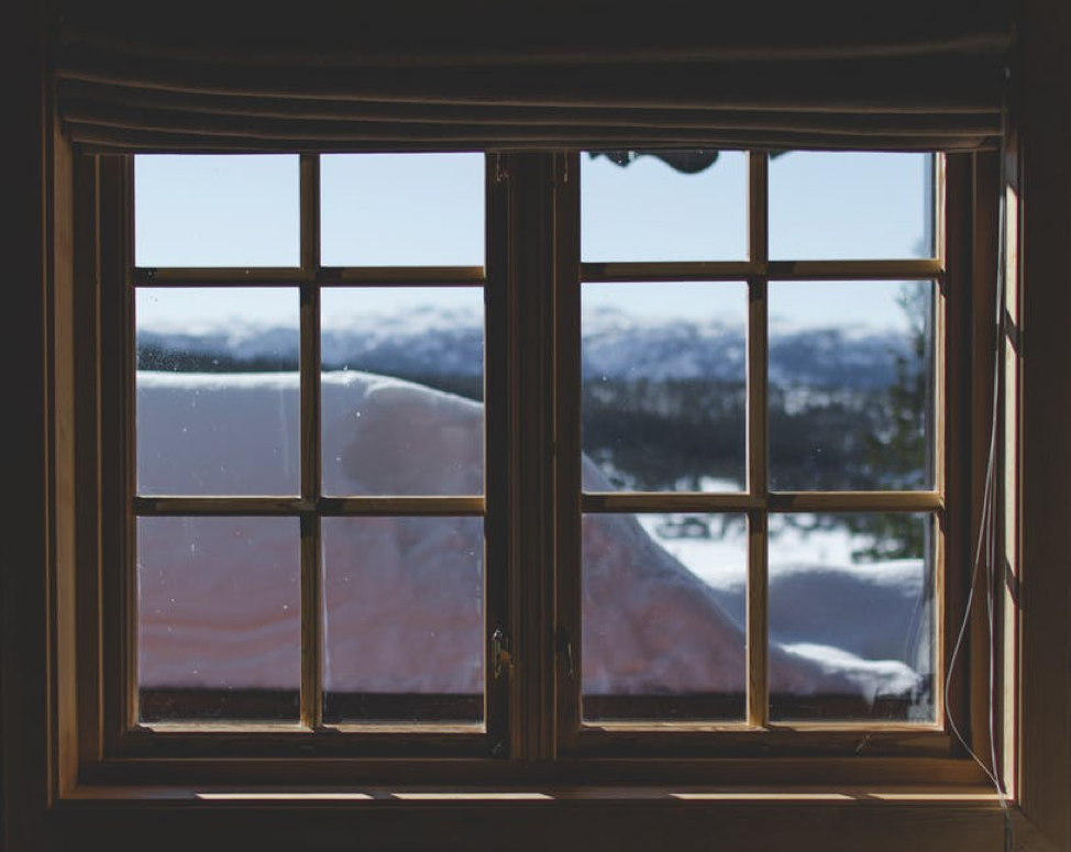 Save money by inspecting, sealing or replacing damaged windows