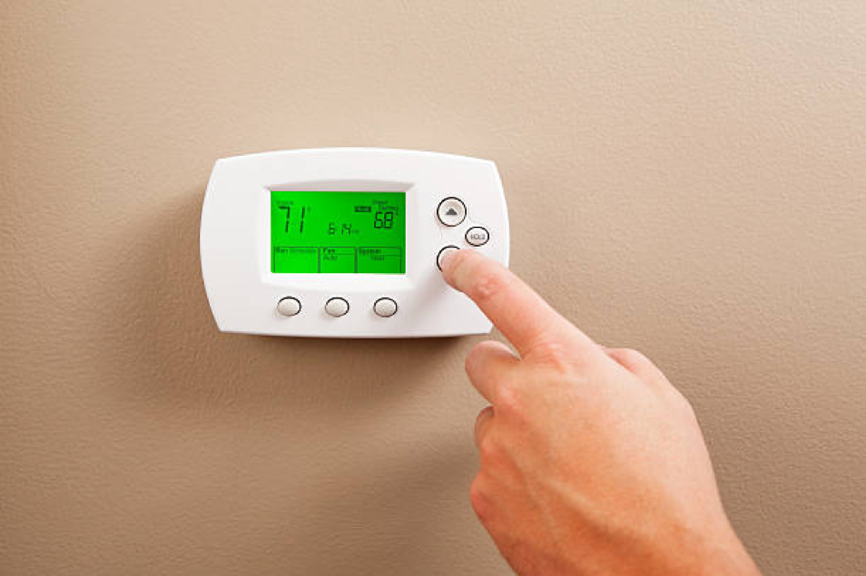 program your thermostat based on time of day.