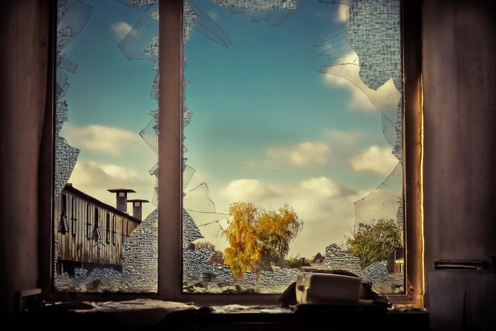 Home insurance is for unexpected damages like a broken window