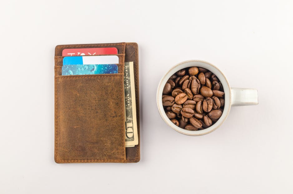 Evaluate how small purchases like coffee can eat into your budget