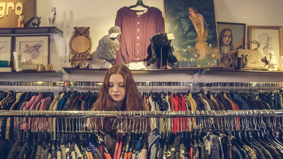 New and gently used items end up in secondhand stores often