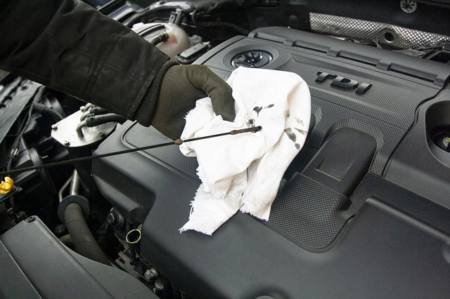 an oil change is a cheap car repair you can do yourself
