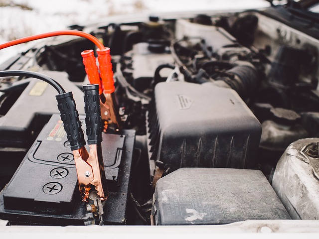 changing a battery is basic car maintenance