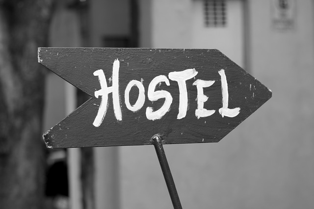 find a hostel to travel europe on a budget