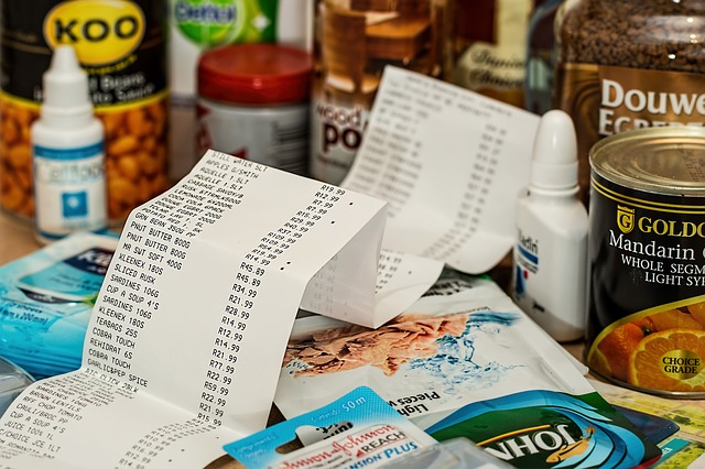 Grocery list to stay within your budget