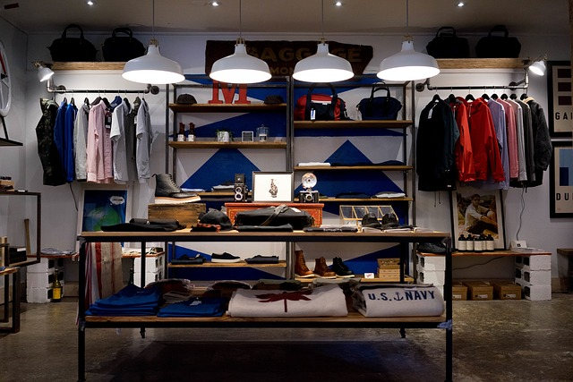 a consignment store