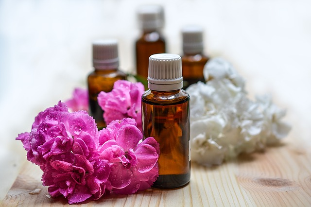 essential oils for a spa day on a budget