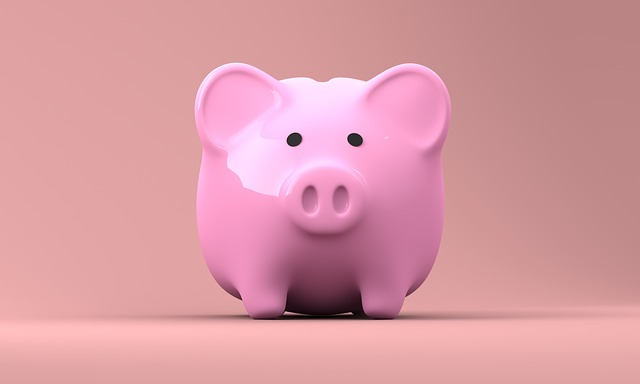 The basic money saving tip is to start putting your change in a piggy bank