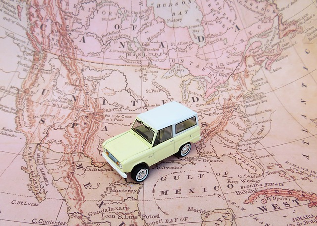 mapping out your low budget road trip