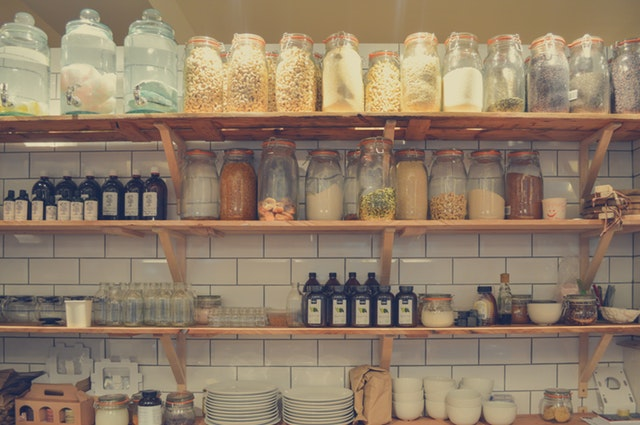 learn how to declutter your kitchen systematically
