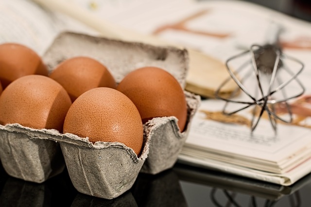 eggs for home cooking