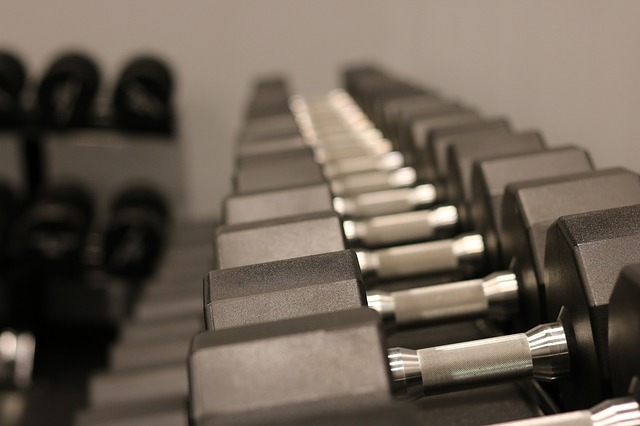 get weights for free for a free workout
