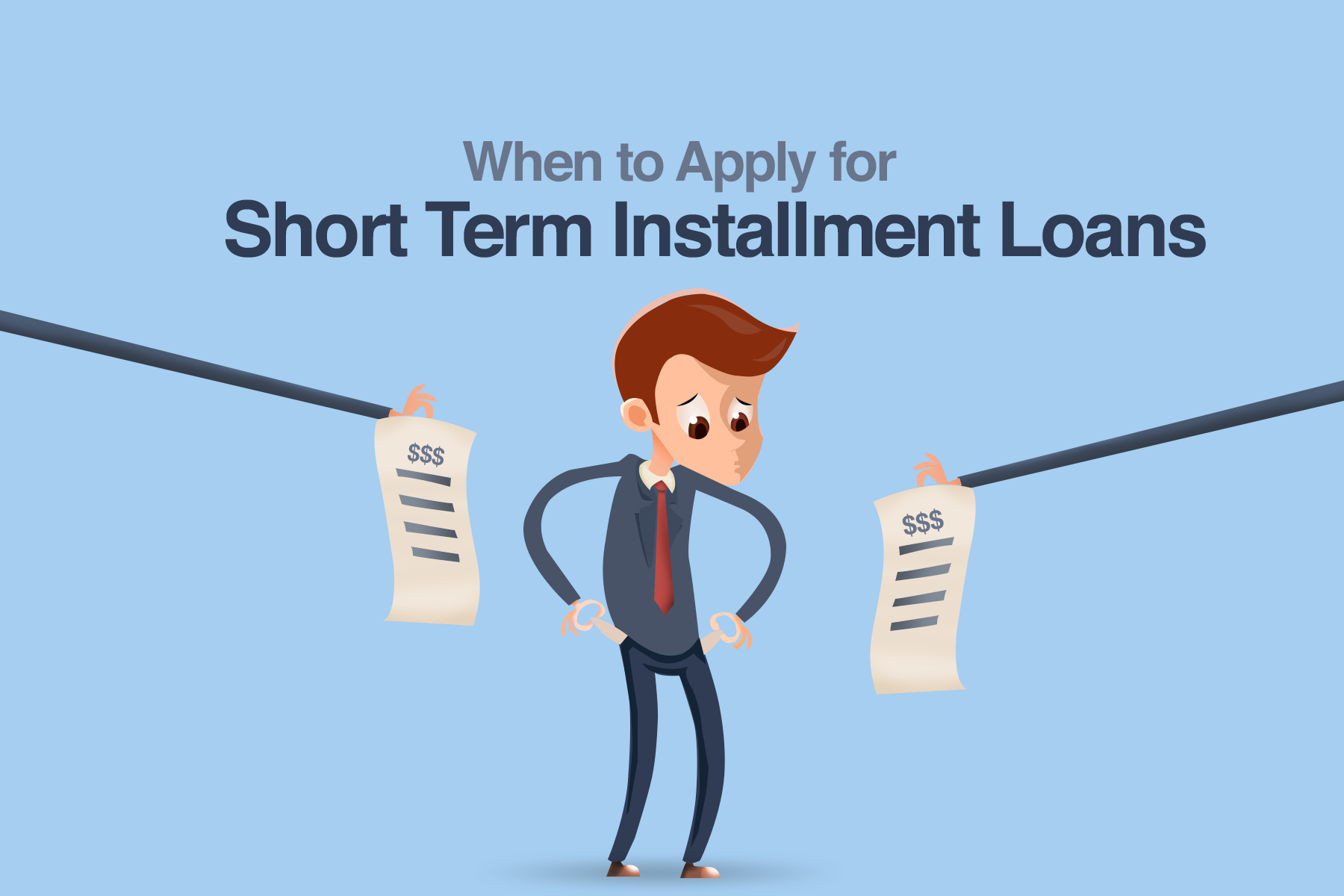 When to apply for short term installment loans